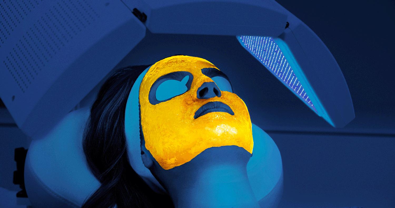 kleresca Methode - Nicht-invasive biophotonische Gesichtsbehandlung