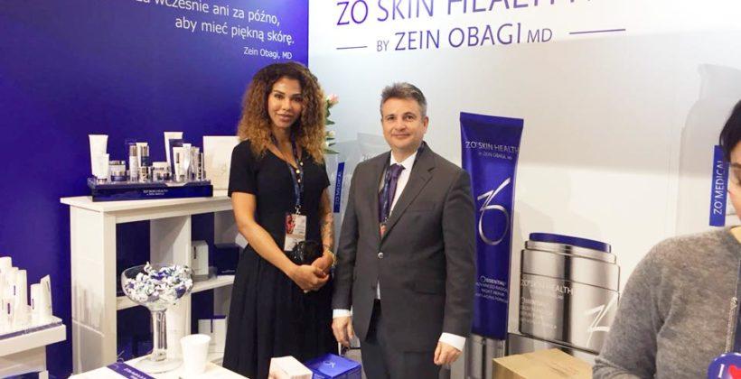 Ein weiterer Vortrag zum Thema ZO® Skin Health in Warschau