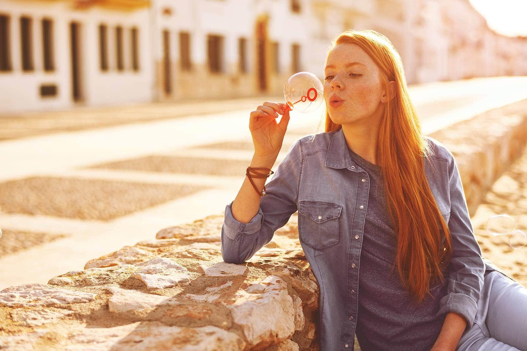 Akne Treatment 1 - Nicht-invasive biophotonische Gesichtsbehandlung