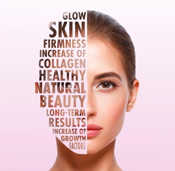 Poster q - Eigenbluttherapie mit Exokine als Beauty Activator