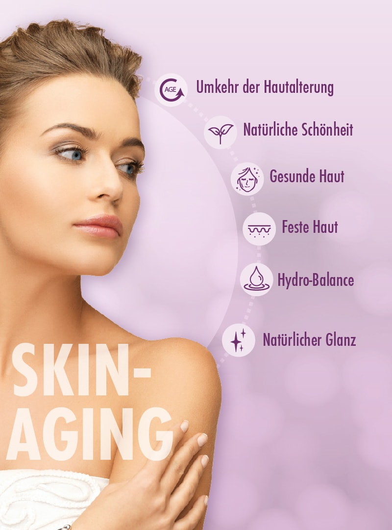 SkinAging - Eigenbluttherapie als Beauty Activator mit Exokine
