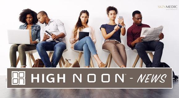 Zeit für die High NOON News!