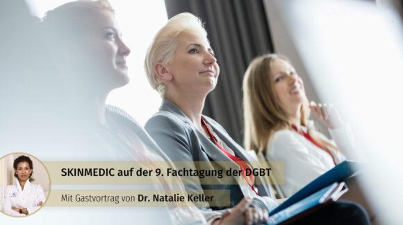 Auf der 9. Fachtagung der DGBT – Mit Dr. Natalie Keller