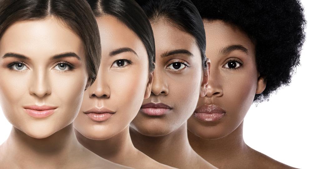 Hauttypen - COSMELAN – Die Depigmentationsbehandlung