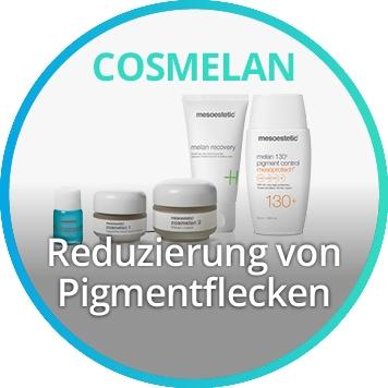Sidebar Logo COSMELAN - Entfernung von Äderchen / Couperose / Blutschwämmchen u.v.m